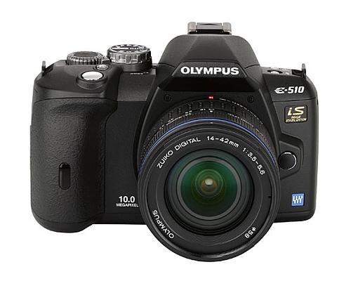 Olympus EVOLT E-510 Digital SLR - Press Release-1.jpg