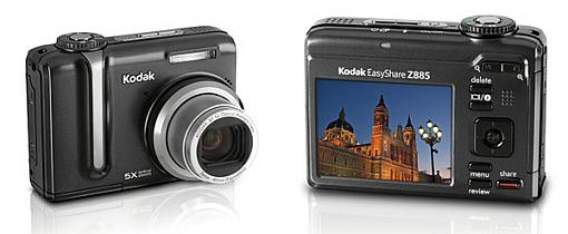 Kodak EasyShare Z712 IS, Z885, C613 & C763 Zoom Digital Cameras - Press Release-1.jpg