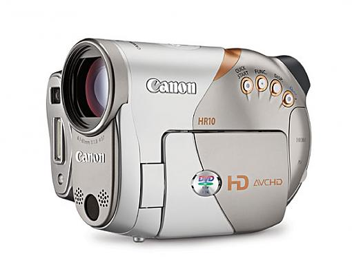 Canon HR10 HD Camcorder - Press Release-canon2.jpg