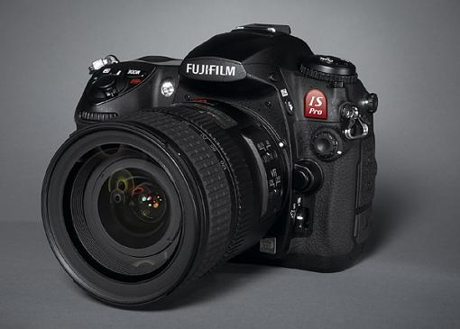 Fujifilm IS Pro Digital Camera - Press Release-pro-front.jpg