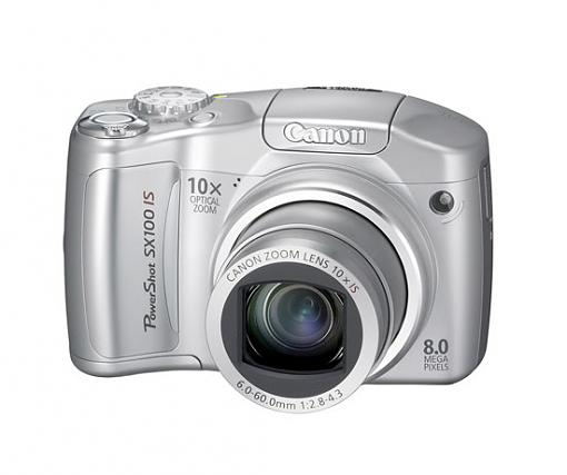 Canon PowerShot SX100 IS Ultra-Zoom Digital Camera - Press Release-sx100is_s_front%5B.jpg
