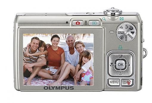 Olympus FE-300, FE-290 and FE-280 Digital Cameras - Press Release-fe-300_lcd.jpg