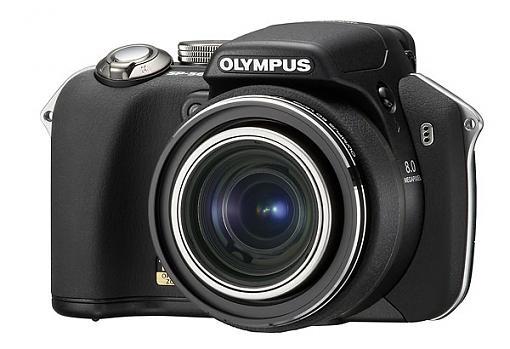 Olympus SP-560 Ultra Zoom Digital Camera - Press Release-sp-560uz_left.jpg