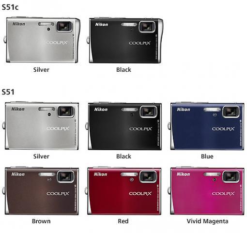 Nikon Coolpix S51c and Coolpix S51 Digital Cameras - Press Release-s51cv.jpg