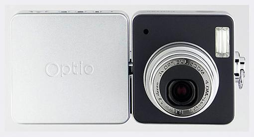 Pentax Optio X Digital Camera - Press Release-optio-x-front.jpg