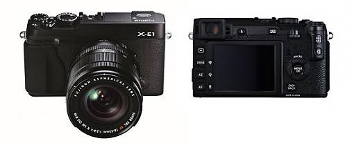 New Fujifilm X-E1 - Baby X-Pro1-fujifilm-xe1_2up.jpg