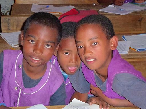 Meet Madagascar's Lemurs On Line (Video + Stills)-school-kids.jpg