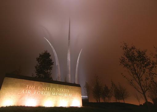 New Air Force Memorial (Arlington VA) #1-air-force-2-052-5x7.jpg