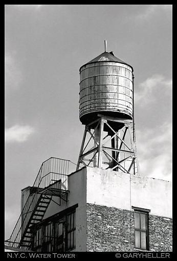 N.Y.C. Water Tower  b&w-watertower0904-011401xbwweb.jpg