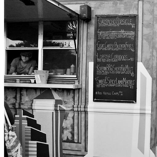 Or is Black & White Better?-food-truck3bw.jpg