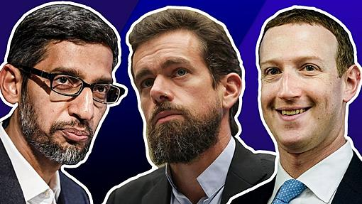 Facebook, Twitter and Google face questions from US senators.-_115102893_techtrio.jpg