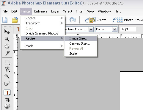 how to find the dpi of an image in photoshop