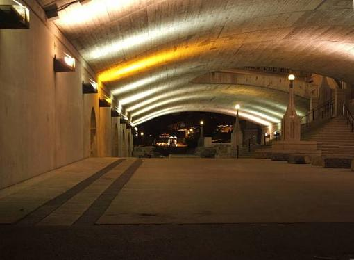 July Photo Project: Night Shots-underbridge.jpg