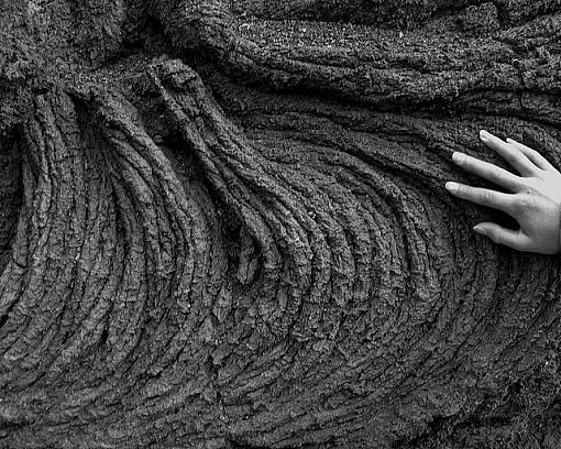 December Photo Project: Textures-el-hierro-lava-y-mano-1.jpg