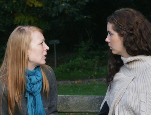 September Project: Communication-benchgirls.jpg