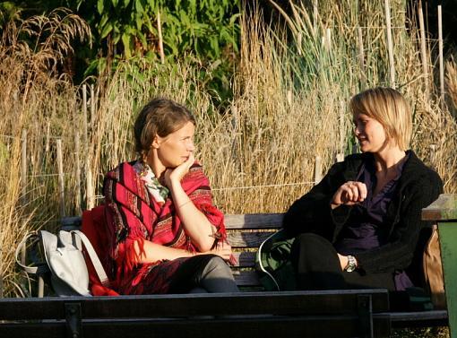 September Project: Communication-benchgirls-1-.jpg