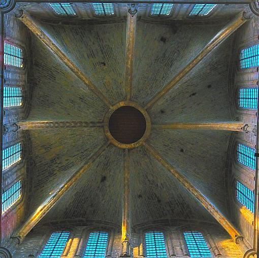 December Project: Playing with Light-ceiling-church.jpg