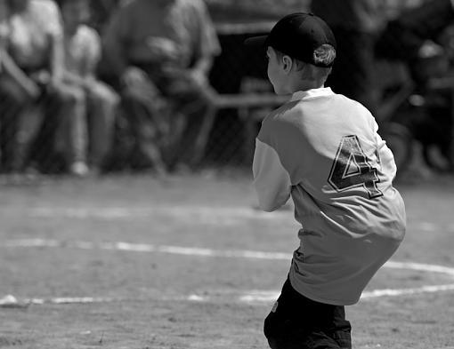2009 April Project: B&W-first-day-baseball-20.jpg