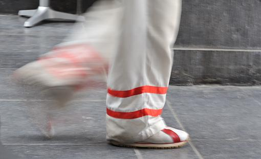 May Project  FEET-red-stripe.jpg