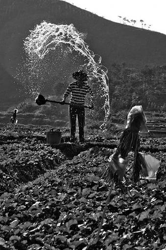 January 2012 Project - B&W Photography-pouringwater1.jpg