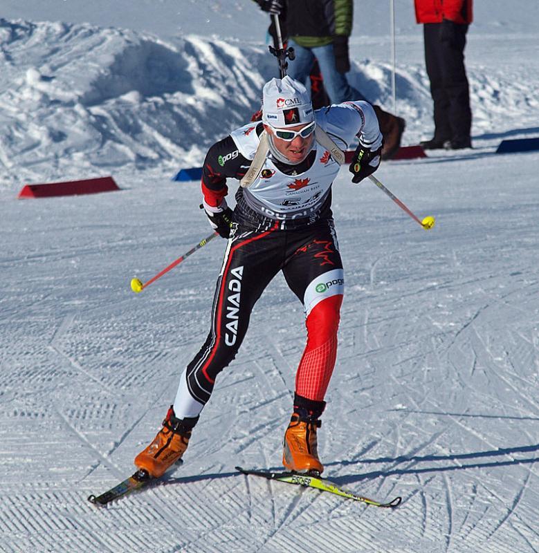 Biathlon Canmore