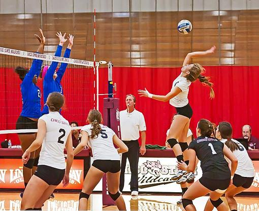 College volleyball: Chico State bested by tough opponent-7rb_8968_2.jpg