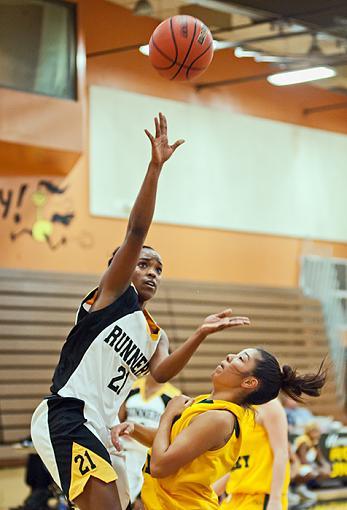 Womens College basketball: Home team romp-7rb_4664_2.jpg
