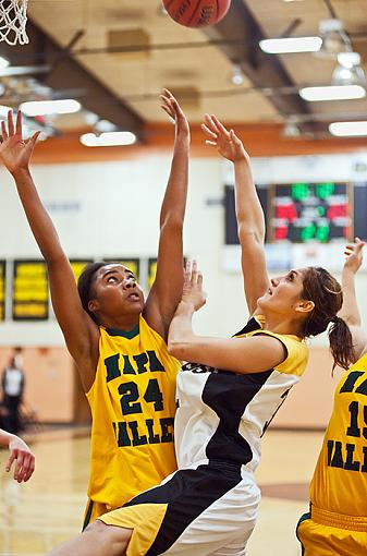 Womens College basketball: Home team romp-7rb_4676_2.jpg