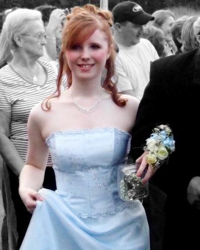 The seldom photographed offspring:Prom-prom1.jpg