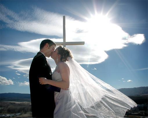 Post your wedding photos-sun-cross-kiss.jpg