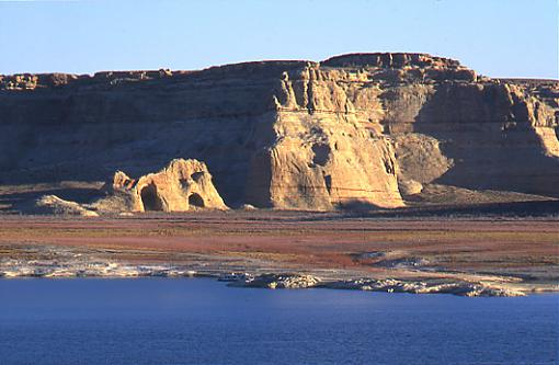 Travelogue - Lake Powell-arch.jpg