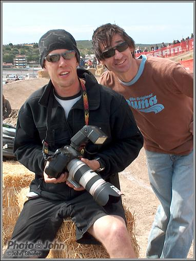 Post your pictures of photographers!-alanandroman.jpg