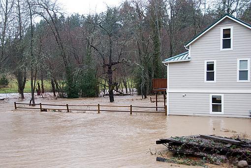 Not good in Western, WA: Flood Waters-2009-01-07_29744.jpg