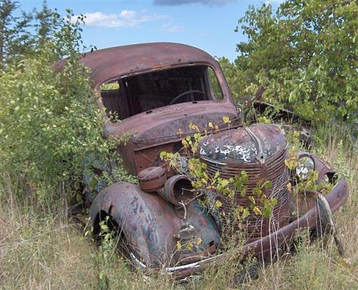 Weathered, Battered and Neglected-hpim0707.jpg