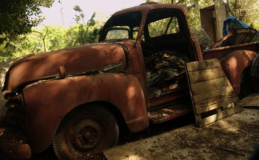 Weathered, Battered and Neglected-old-truck-2.jpg